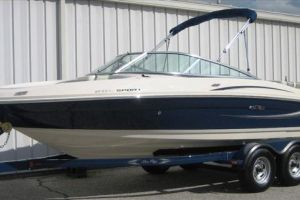 2010 SEA RAY 205SP for sale