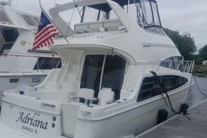 2004 CARVER 36 MOTOR YACHT for sale
