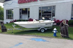2016 CAROLINA SKIFF 16 for sale