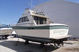 1984 SILVERTON 310 CONV for sale