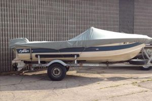 1981 SYLVAN 16 WT for sale