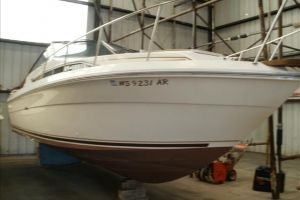 1984 SEA RAY SUNDANCER for sale