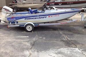 1996 PRINCECRAFT 16 SC PO SERIES for sale