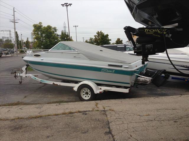 For Sale Used 1991 Seaswirl 195 Sierra In Appleton Wisconsin