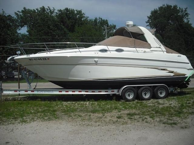 Used 1998 Sea Ray 290 SunDancer For Sale
