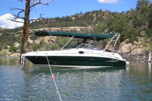 2005 SEA RAY 240 SUNDECK for sale