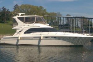 1998 SEA RAY 560DB for sale