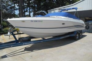 2000 FORMULA 260 BOW RIDER W/TRAILER for sale