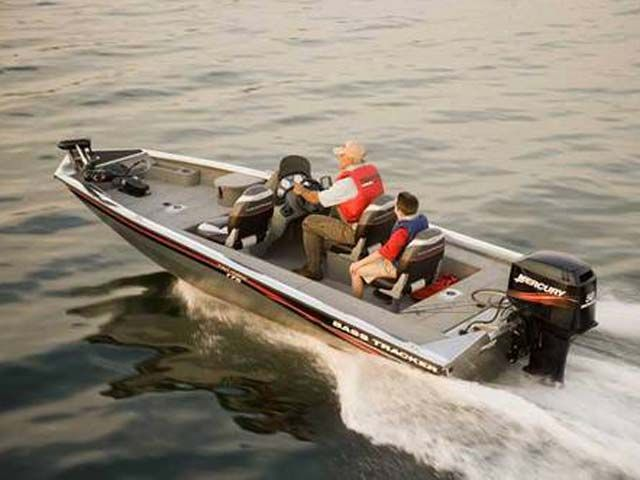 2008 Tracker Boats boat for sale, model of the boat is Pro Crappie 175 & Image # 2 of 19