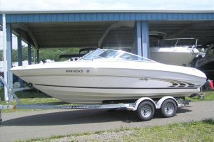 1997 SEA RAY 210 BR for sale