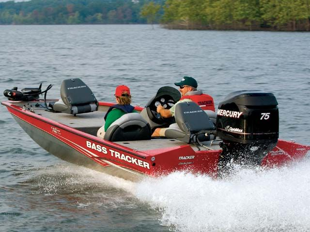 2009 Tracker Boats boat for sale, model of the boat is Pro Team 175 TXW & Image # 1 of 15