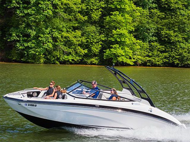 2016 Yamaha boat for sale, model of the boat is 242 Limited S & Image # 2 of 7