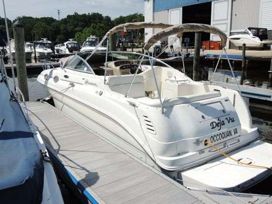 2002 Sea Ray 260 Sundancer®
