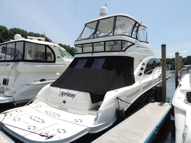 2007 Sea Ray boat for sale, model of the boat is 58 Sedan Bridge & Image # 1 of 39
