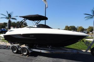 2015 SEA RAY SUNDECK for sale