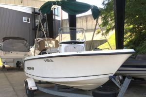 2002 BAYLINER CENTER CONSOLE for sale