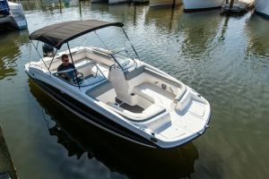 2015 BAYLINER DECK BOAT for sale