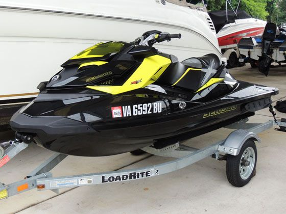 2013 Sea Doo PWC boat for sale, model of the boat is X260 & Image # 1 of 13