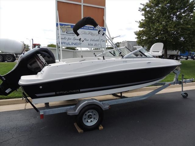 2014 Bayliner boat for sale, model of the boat is 170 & Image # 2 of 14