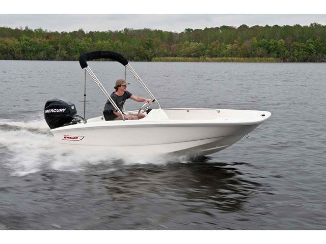 2017 Boston Whaler boat for sale, model of the boat is 130 Super Sport & Image # 1 of 10