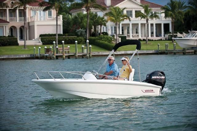 2018 Boston Whaler boat for sale, model of the boat is 130 Super Sport & Image # 1 of 10