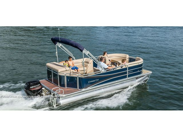 2016 Cypress Cay boat for sale, model of the boat is 210 & Image # 1 of 26