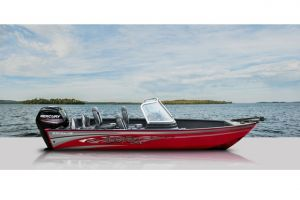 2017 LUND 1650 REBEL XS SS for sale