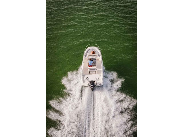 2017 Boston Whaler boat for sale, model of the boat is 210 & Image # 3 of 16