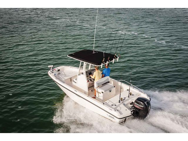 2017 Boston Whaler boat for sale, model of the boat is 210 & Image # 1 of 16