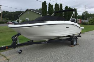 2018 SEA RAY SPXO for sale