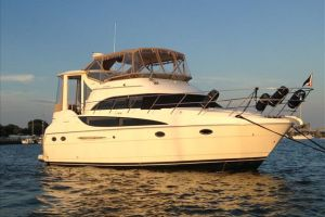 2004 MERIDIAN 408 MOTORYACHT for sale