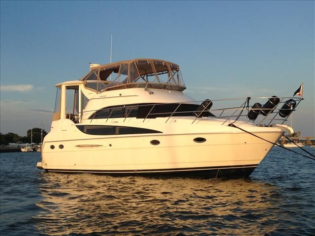 2004 Meridian boat for sale, model of the boat is 408 Motoryacht & Image # 1 of 10