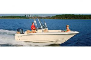 2016 SCOUT 195 SPORTFISH for sale