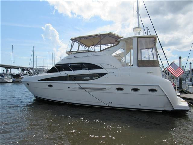 2004 Meridian boat for sale, model of the boat is 408 Motoryacht & Image # 2 of 10