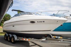 2006 SEA RAY 250 AMBERJACK for sale