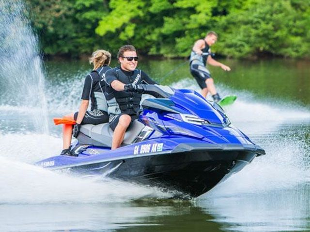2014 Yamaha boat for sale, model of the boat is FX HO & Image # 1 of 5