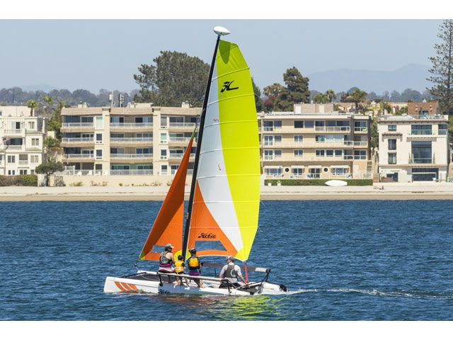 2017 Hobie Cat boat for sale, model of the boat is Getaway & Image # 1 of 15