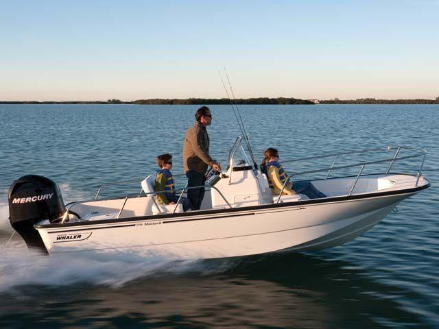 2016 Boston Whaler boat for sale, model of the boat is 170 & Image # 2 of 38