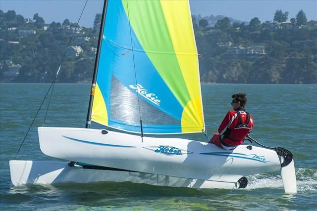 2016 Hobie Cat boat for sale, model of the boat is Club Wave & Image # 1 of 3