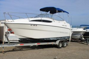 2003 BAYLINER 245 for sale