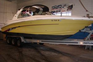 2004 SEA RAY 290 BOW RIDER for sale