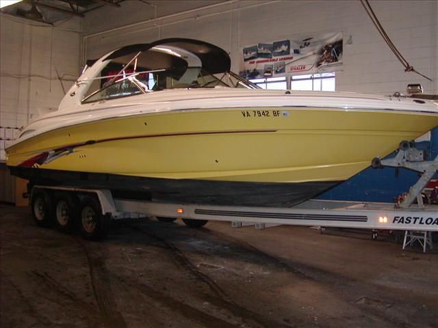 2004 Sea Ray 290 Bow Rider
