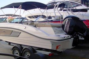 2015 SEA RAY 21 SPX OUTBOARD for sale