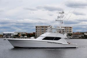 2002 HATTERAS 60 CV for sale
