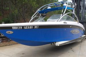 2004 NAUTIQUE 226 for sale