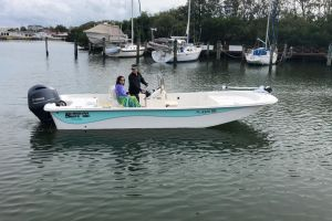 2016 CAROLINA SKIFF 238 DLV for sale