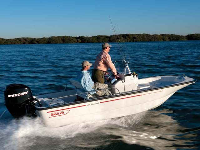 2015 Boston Whaler boat for sale, model of the boat is 150 & Image # 2 of 31
