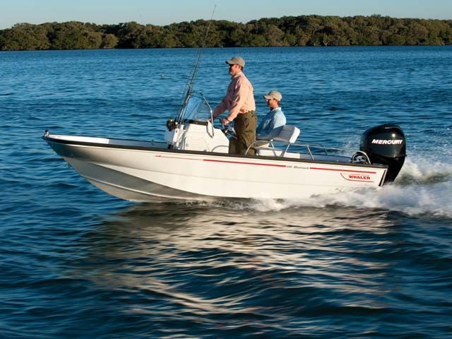2015 Boston Whaler boat for sale, model of the boat is 150 & Image # 1 of 31