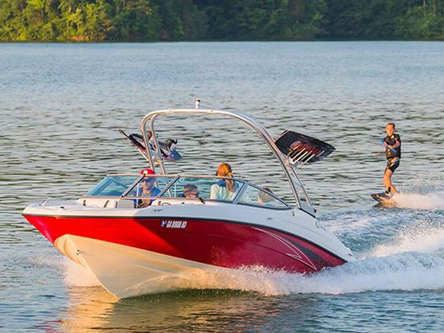 2016 Yamaha boat for sale, model of the boat is AR190 & Image # 1 of 7