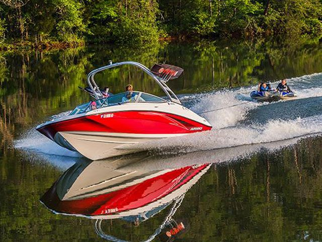 2016 Yamaha boat for sale, model of the boat is AR190 & Image # 2 of 7